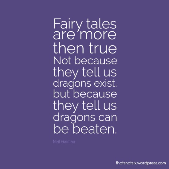 Fairy Tales - Neil Gaiman